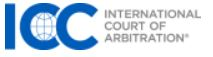 ICC Court of Arbitration Logo