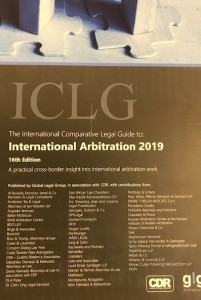ICLG International Arbitration