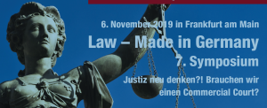 Law Made in germany
