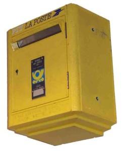 LaPoste-Briefkasten (1)